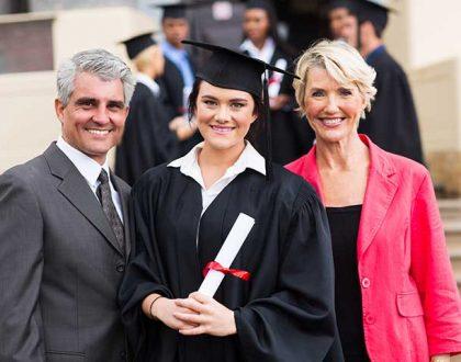 Help parents for a bigger alumni