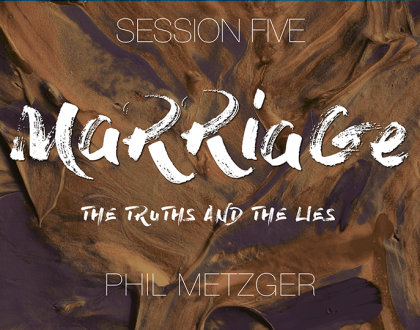 Session 05 - Phil Metzger