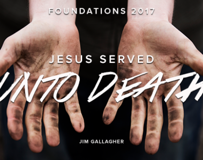 Session 12 - Jim Gallagher