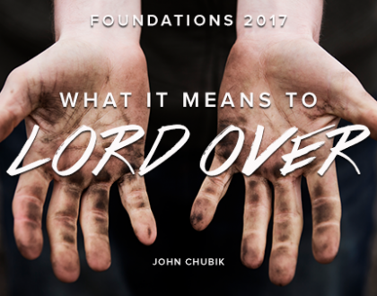Session 05 - John Chubik