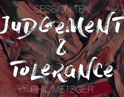 Session 10 - Phil Metzger