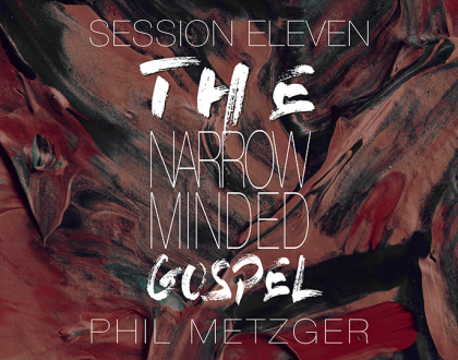 Session 11 - Phil Metzger
