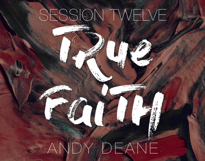 Session 12 - Andy Deane