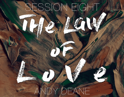 Session 08 - Andy Deane