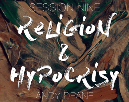 Session 09 - Andy Deane